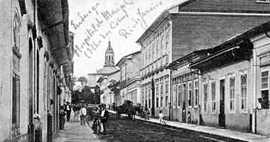 01 - CH 01 Rua Direita - 1905