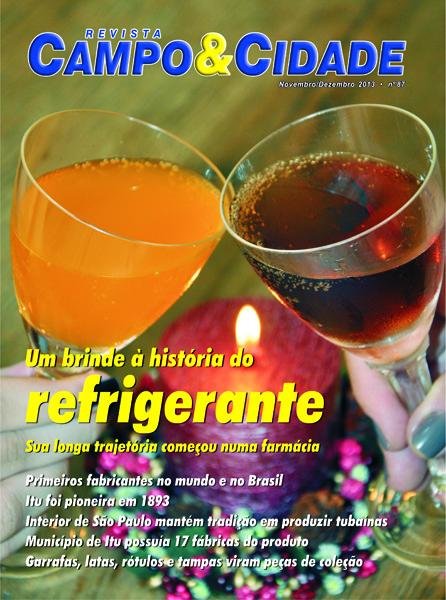 Um brinde à história do refrigerante