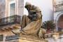 Box foto - fanfulla estatua